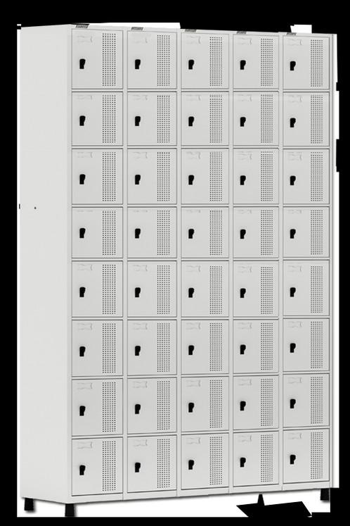 Adesivo De Parede Ursinha Princesa ~ Roupeiro de Aço 40 portas pequenas Chapa 26 Móveis em Aço em Curitiba Shopping do Aço
