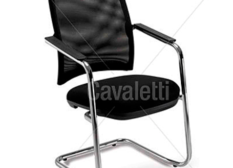 Cadeira Secretária Cavaletti NewNet -Aproximação