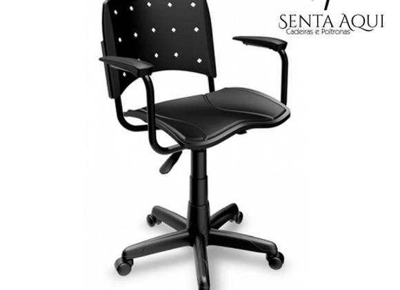 Cadeira Secretária anatômica Ergoplax