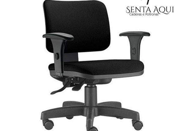 Cadeira Secretária Zip - Tecido