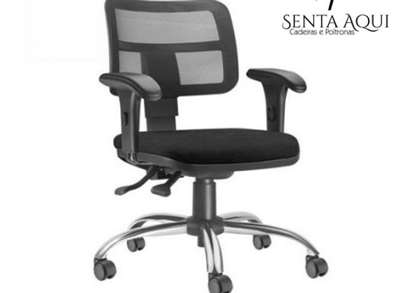 Cadeira Secretária Zip - Tela