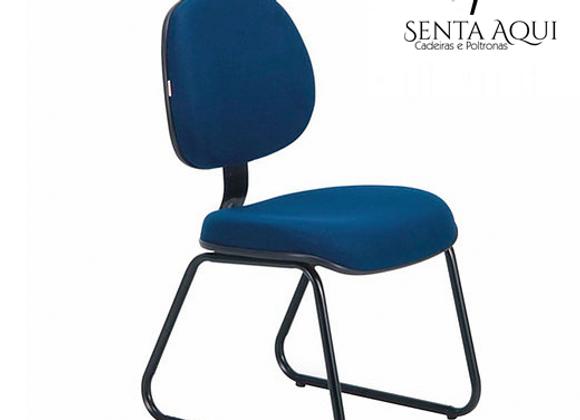 Cadeira Secretária Executiva Fixa