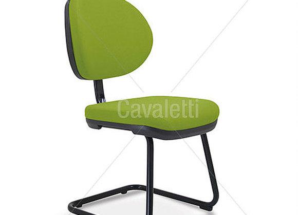 Cadeira Secretária Fixa Cavaletti Stilo