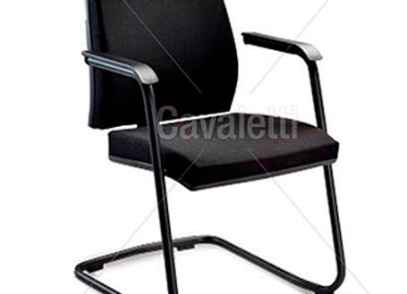 Cadeira Secretária Cavaletti Mais - Aproximação