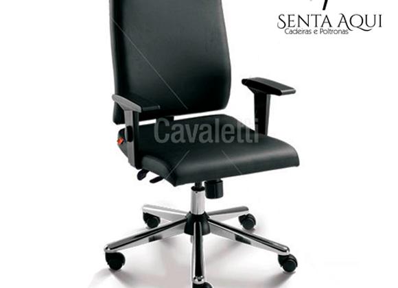 Cadeira Diretor Cavaletti - Slim