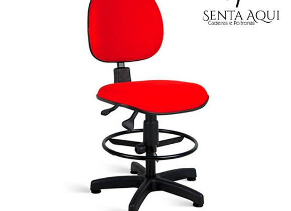 Cadeira Executiva base caixa Back System