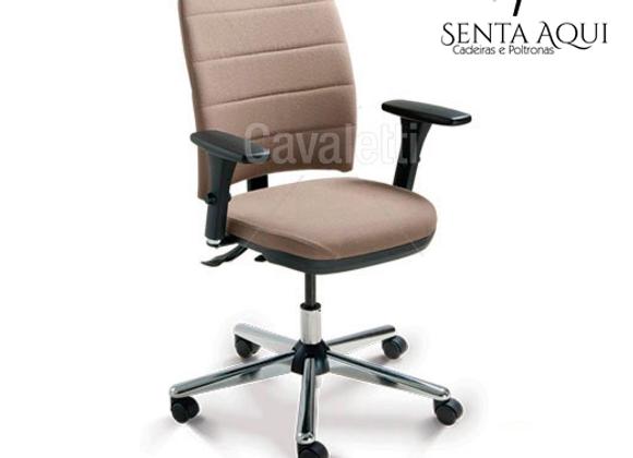cópia de Cadeira Secretária Cavaletti NewNet Soft