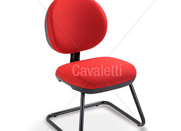 Cadeira Executiva Fixa Cavaletti Stilo