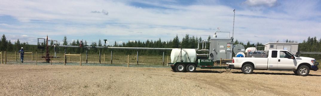 Weed Spraying Sundre Alberta