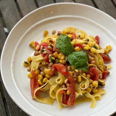 Recipe Roundup: Table Salt's Summer Produce Fettucine