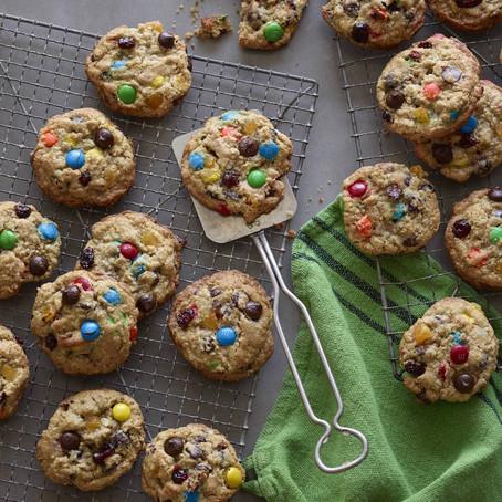 Recipes We Love: Dad's Kitchen Sink Cookies
