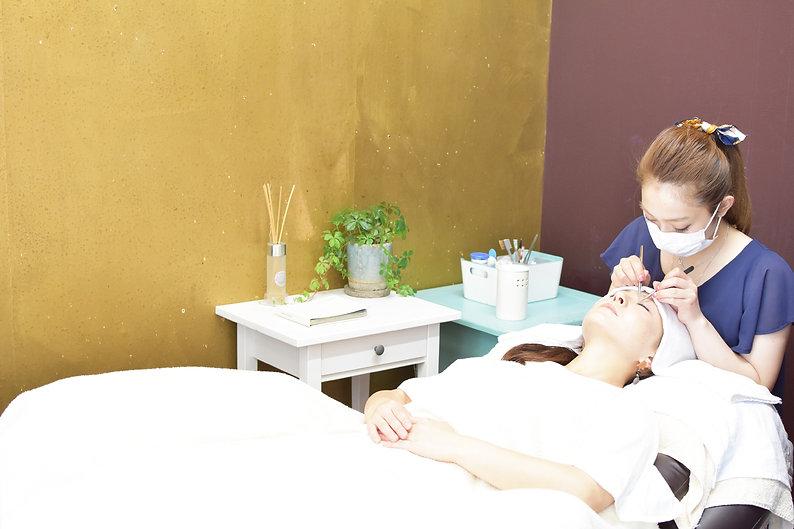 美容室|仙台市太白区|長町|口コミ|マツエク|評判|人気|うまい|まつ毛エクステンション|ラクエン|raku-en|