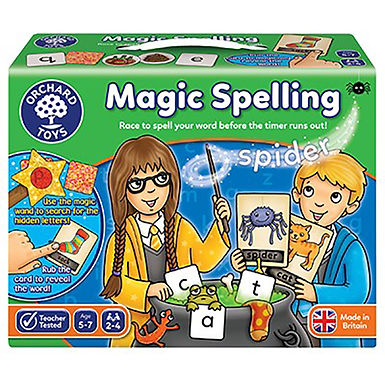 Orchard Toys -  Magic Spelling Game