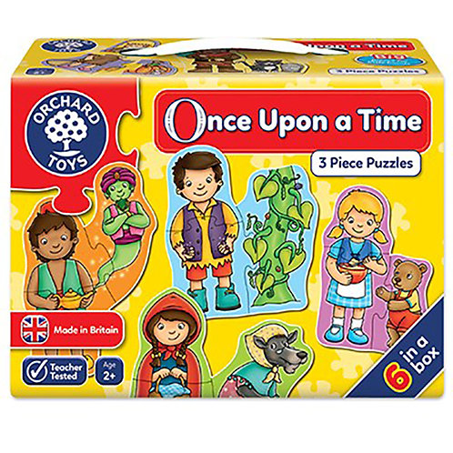 Orchard Toys - Once Upon a Time Jigsaw