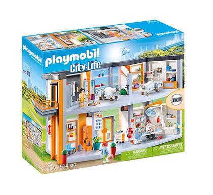 Playmobil 70190 Large Hospital