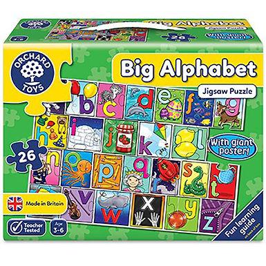 Orchard Toys - Big Alphabet Jigsaw Puzzle