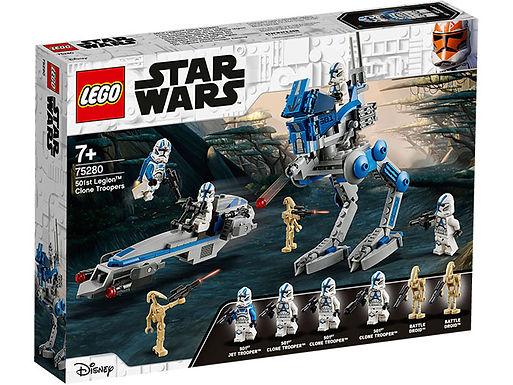 75280 501st Legion™ Clone Troopers