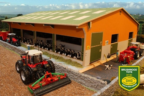 8960 Monster Cubicle Shed