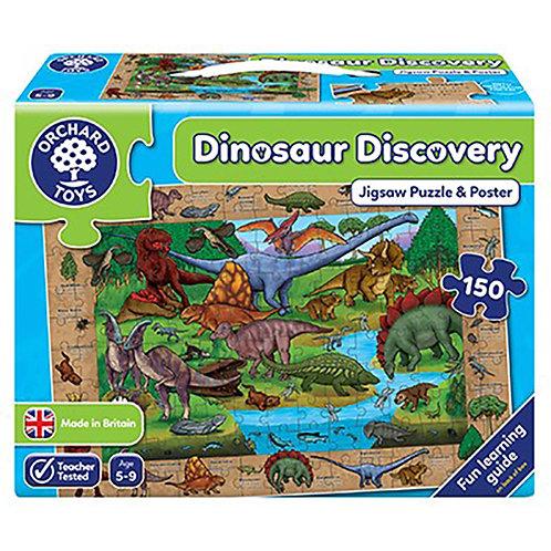 Orchard Toys - Dinosaur Discovery Jigsaw