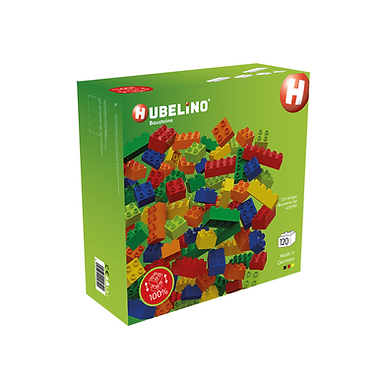 Hubelino 120-Piece Building Block Set