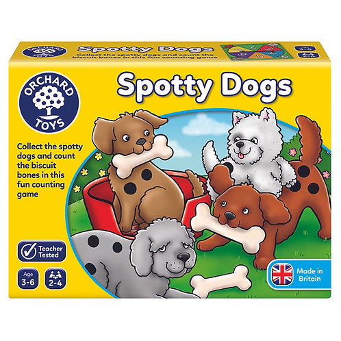 Orchard Toys - Spotty Dogs Game