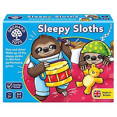 Orchard Toys - Sleepy Sloths Game