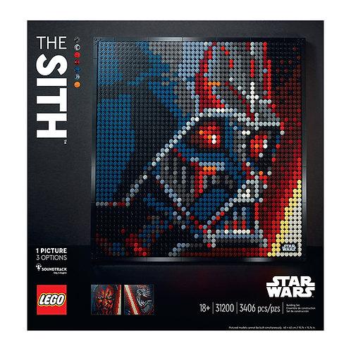 LEGO ART 31200 Star Wars™ The Sith™