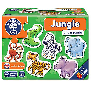Orchard Toys - Jungle Jigsaw Puzzle