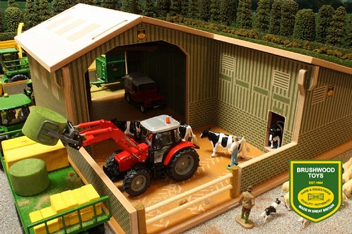 8850 My First Farm Play Set