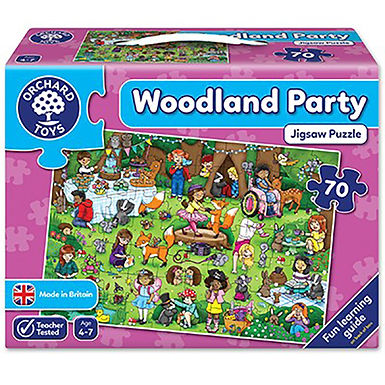 Orchard Toys - Woodland Party Jigsaw Puzzle