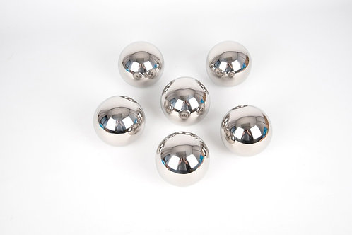TickiT Sensory Reflective Mystery Balls - Pk6