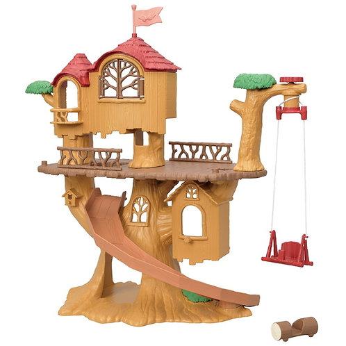 Sylvanian's Adventure Tree House