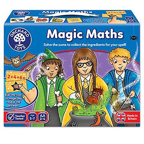 Orchard Toys - Magic Maths Game