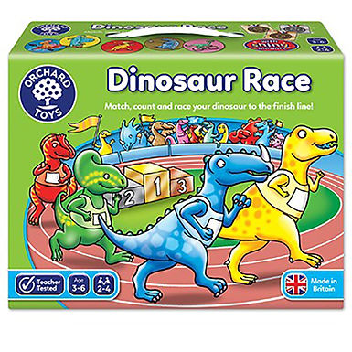 Orchard Toys -  Dinosaur Race Board Game