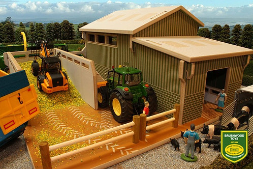 8855 My Second Farm Play Set
