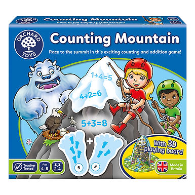 Orchard Toys - Counting Mountain Game