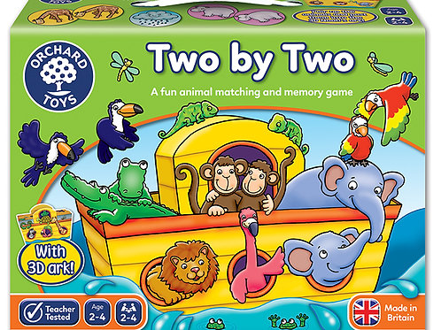 Orchard Toys -  Two by Two Game