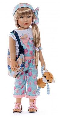Kidz 'n' Cats MIRELLE Doll