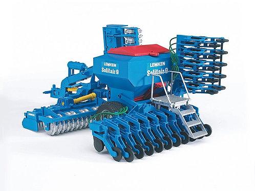 LEMKEN Solitair 9 Sowing combination