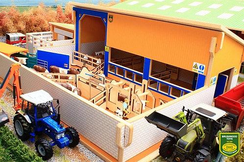 Brushwood Cattle Handling Unit