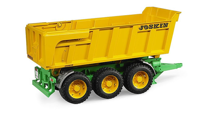 Bruder Joskin tipping trailer