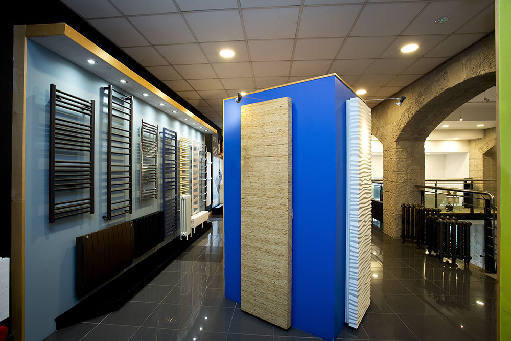 Versatile Showroom - Radiator Gallery 3-