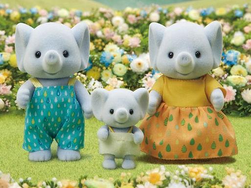 5376 Elephant Family