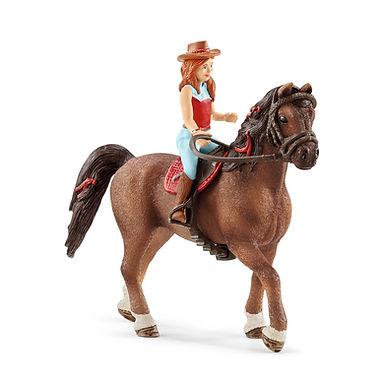 SCHLEICH 42514 HORSE CLUB HANNAH & CAYENNE
