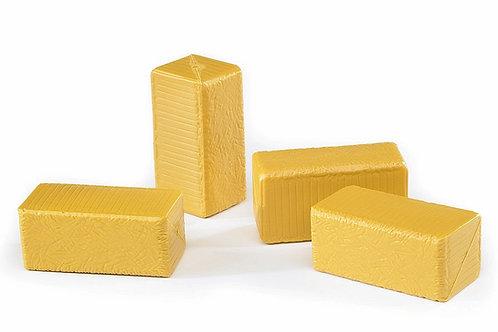 4 block hay bales