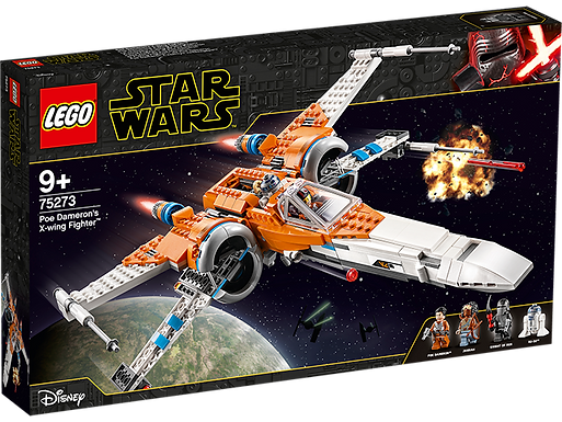LEGO STAR WARS  75273 Poe Dameron's X-wing Fighter™