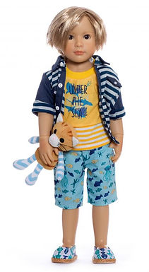 Kidz 'n' Cats LUKAS Doll