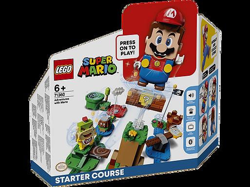 71360 Adventures with Mario Starter Course