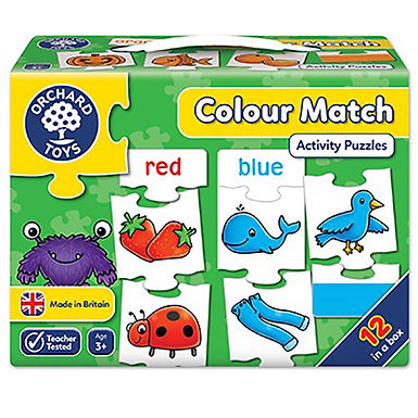 Orchard Toys - Colour Match Jigsaw Puzzle