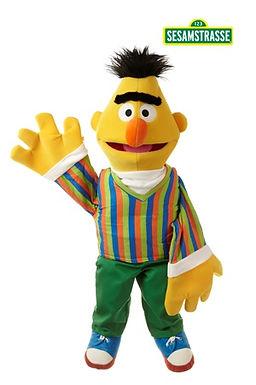 Living Puppets 65cm Bert - Sesame Street